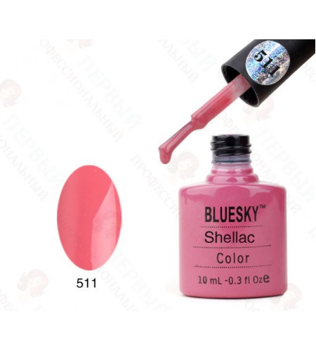 Bluesky Shellac 511 Rose Bud