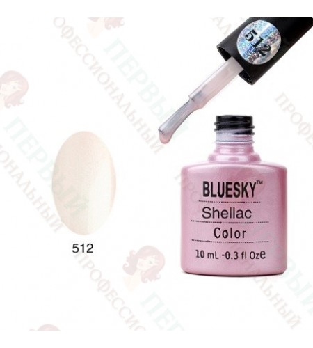 Bluesky Shellac 512 Strawberry Smoothie