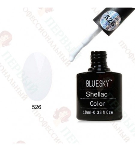 Bluesky Shellac 526 Studio White