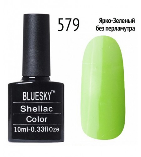 Bluesky Shellac 579