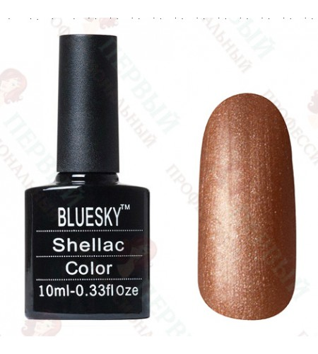 Bluesky Shellac 542 Sugared Spice