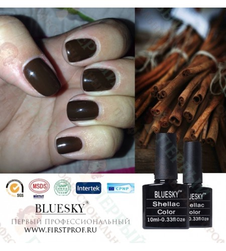 Bluesky Shellac 538 Faux Fur