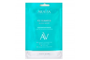 """ARAVIA Laboratories"" Альгинатная маска с экстрактом мяты и спирулины Ice Seaweed Algin Mask, 30  г."